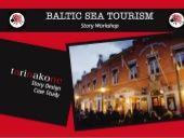 Baltic Sea Region Tourism Story Workshop by Tarinakone Anne Kalliomaki storification_2011