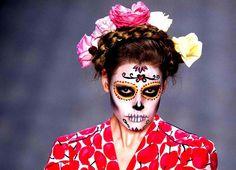 Fashion meets Halloween - trick or treat everyone!  NZ Fashion Designer Annah Stretton  www.annahstretton.com