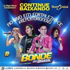 Bonde do Brasil Ao ViVo em Fortaleza - Novembro 2014  http://suamusica.com.br/bondeemfortal112014