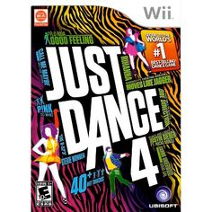 Just Dance 4 PRE-OWNED (Nintendo Wii)