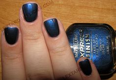"Maybelline Express Finish ""Blue Riders"" via lextard/Flickr"