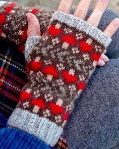 """Милые сердцу штучки: """"Рукавицы и перчатки"""" (продолжение)"""