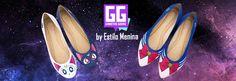Garotas Geeks lança linha de sapatilhas inspirada em Sailor Moon! - http://www.garotasgeeks.com/garotas-geeks-lanca-linha-de-sapatilhas-inspirada-em-sailor-moon/