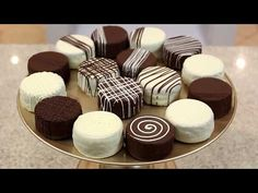 Cake Decorating Frosting, Easy Cake Decorating, Authentic Mexican Recipes, Mini Desserts, Chocolate Desserts, Baking Recipes, Dessert Recipes, Chocolate Delight, Sweets Cake