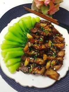 Korean Dishes, Korean Food, Chinese Food, Korean Rice Cake, K Food, Rice Cakes, Kimchi, Easy Cooking, Asian Recipes