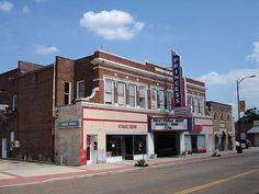 I know it is not Rushville's Princess Theater but it is  will serve as its understudy for now.    Columbus, Mississippi Princess Theater