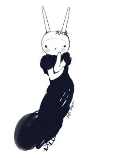 FIFI LAPIN ARTWORK