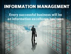 i-Scoop: Information Management and Strategy - an executive guide #IM https://www.i-scoop.eu/information-management/