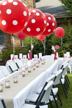 Cherry Picnic Birthday Party Ideas
