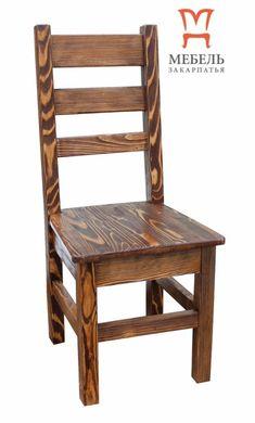 Купить стулья из массива дерева под старину, стул кавалер цена 375 UAH в Бедевле, Украина