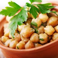 Smokey Roasted Chickpeas