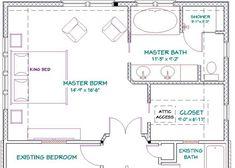 76 best master bedroom addition plans images bedrooms apartment rh pinterest com