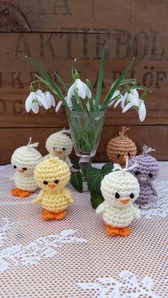 Crochet Animals, Crochet Toys, Free Crochet, Knit Crochet, Easter Toys, Crochet Unicorn, Easter Crochet, Amigurumi Toys, Crochet Projects