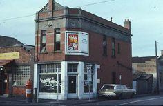 1978 378 Brunswick Street, Fitzroy Brunswick Melbourne, Brunswick Street, Old Pictures, Old Photos, Melbourne Suburbs, Clifton Hill, The 'burbs, Melbourne Victoria, Local History