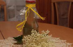 Bazový sirup - Recept pre každého kuchára, množstvo receptov pre pečenie a varenie. Recepty pre chutný život. Slovenské jedlá a medzinárodná kuchyňa