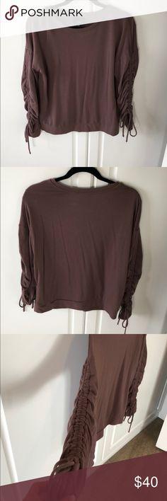Sweatshirt small Sweatshirt small worn one time EUC Tops Sweatshirts & Hoodies