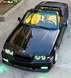 M3 Cabrio, Bmw Old, Latest Bmw, Bmw Convertible, Bmw Black, Drop Top, Bmw Series, Bmw Classic, Tuner Cars