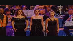 At Radio City Music Hall in New York, Andre Rieu along with the Harlem Gospel Choir, and Tenors and Sopranos from his own group of performers, put forth an o...
