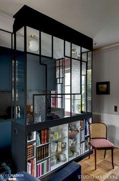 Transformation d'un petit appartement parisien, Studio Mariekke - Côté Maison