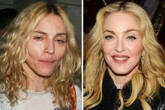 Shocking. Celebs Without Makeup - Likes