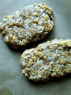 less-sugary cliff bar recipes  OMG exactly what I've been wanting! The sugar in clif bars is crazy.