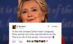 Donald Trump Couldn't Stop Interrupting Hillary Clinton On Debate Night | Huffington Post