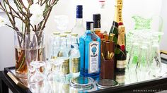 The Secrets to a Well-Stocked Bar