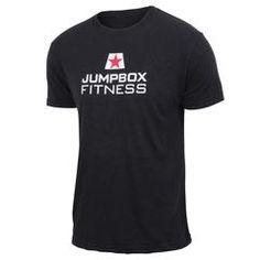 Men's crossfit gift ideas - Jumpbox Fitness - Black - Men's Triblend T-shirt
