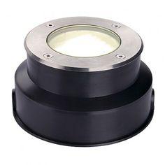 DASAR GX53 Bodeneinbauleuchte, rund / LED24-LED Shop