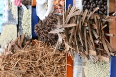 Spice market, Alapphuza, Kerala, India - by Maarten Meuleman