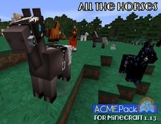 Our horses needed a serious overhaul, and the fact of it is we aren't using the vanilla markings at all. Each horse has authentic markings because . yeah, I am calling Mojang lazy. Minecraft 1, Lazy, This Is Us, Vanilla, Packing, Horses, Design, Bag Packaging