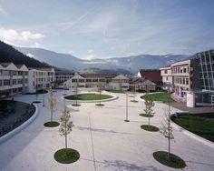 Stifter + Bachmann — Sistemazione aree scolastiche a Brunico