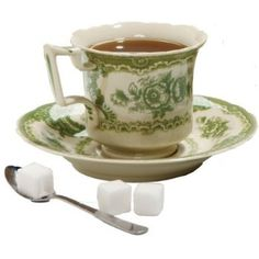Gondola Cup and Saucer