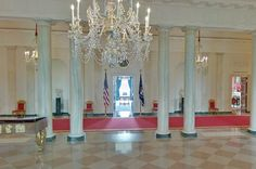 pictures inside the white house - Google Search