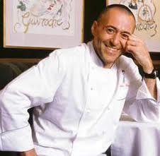 Michel Roux the owner of Le Gavroche, my old boss. Son of Albert Roux who with his Brother Michel built the first 3 Michelin Star restaurant in London.