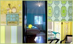 How to decorate with Aqua Blue