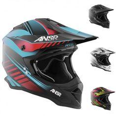 Answer Racing Nolan Relay Mens Motocross Off Road Dirt Bike Riding Helmets