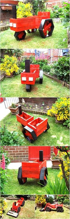 pallets garden decor crafts