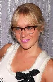 Chloe Sevigny wearing her frames  #oyerevolution #chloesevigny #fashion