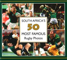 South Africa's 50 Most Famous Rugby Photos - Gallo Images. In this book you will see over 50 photos of South Africa's most famous rugby stars covering over 50 years of memorable rugby moments. African History, Rugby, South Africa, How To Memorize Things, This Book, In This Moment, Stars, Books, Photos