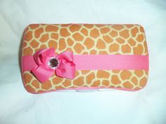 Custom Covered Baby Wipe Case or clutch Giraffe by MimiDesigns1, $12.00 Baby Wipe Case, Wipes Case, Baby Cover, Diy Baby, Giraffe, Sunglasses Case, Cases, Bear, Trending Outfits