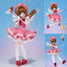S.H. Figurarts Kinomoto Sakura Card Capter Sakura [Bandai] Order item for March Rakuten #Figuire #Japan | #Shop #Buy #Ship with Webuy www.webuyjapan.com