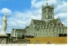 Mount Melleray Abbey, Co. Waterford, Ireland - Cappoquin - County ...