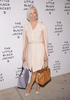 Linda Fargo Photo - Chanel's:The Little Black Jacket Event