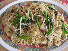 Sumptuous Flavours: Wong Tai Mee (King's Noodles) 皇帝面