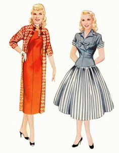 Janet Leigh Paper Dolls ~ 1957.