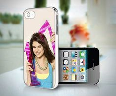 Selena Gomez Seven Teen Years design for iPhone 5 case