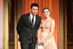 Billy Flynn and Jen Lilley - Courtesy: Getty Images/Earl Gibson III