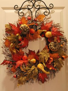 Fall / Autumn Season Decor /