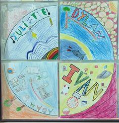 1/4 Cirlces - By Juliette, Dylan, Adam, Ivan